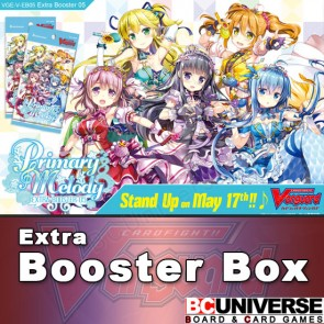 V-EB05: Primary Melody Cardfight!! Vanguard Extra Booster Box