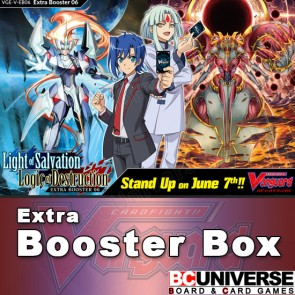 V-EB06: Light of Salvation, Logic of Destruction Cardfight!! Vanguard Extra Booster Box