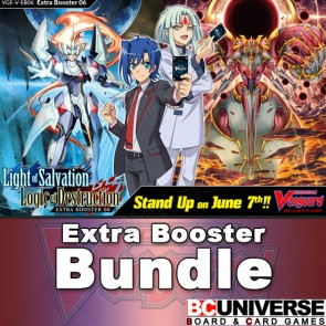 V-EB05: Primary Melody Cardfight!! Vanguard Extra Booster Box Bundle