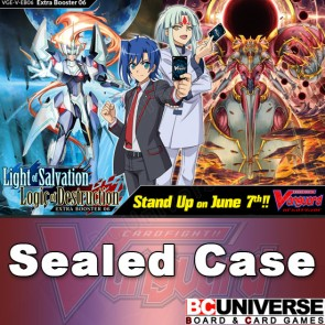 V-EB06: Light of Salvation, Logic of Destruction Cardfight!! Vanguard Extra Booster Sealed Case