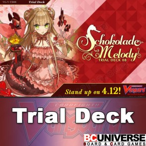 V-TD08: Schokolade Melody - Cardfight Vanguard Trial Deck
