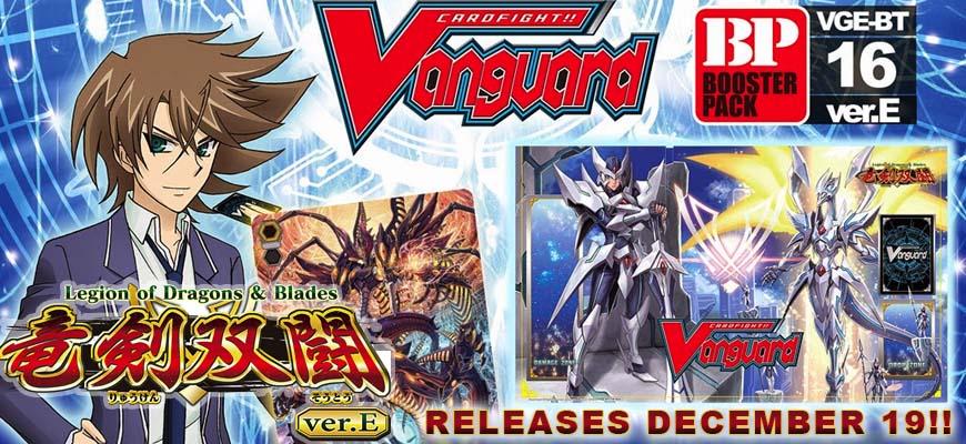 Cardfight!! Vanguard BT16e Release
